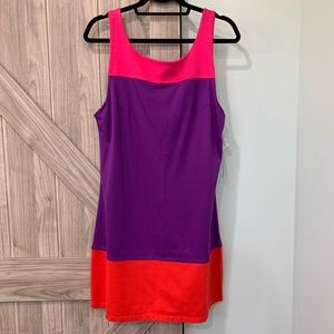 NWT Color Block Alice and Olivia Dress